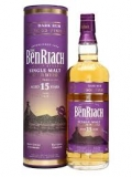 BENRIACH 15 YO DARK RUM 46 %