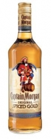 RUM CAPTAIN MORGAN gold  0,7 L 40%
