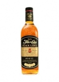 RUM FLOR DE CANA 5Y BLACK LABEL 40%  0,7L