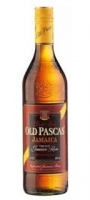 RUM OLD PASCAS BROWN 0.70L 40%